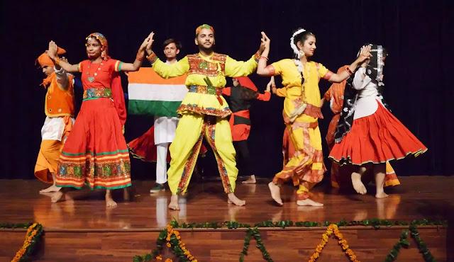 The Unity of India | Brief Essay
