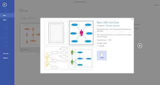 cara membuat diagram use case di visio
