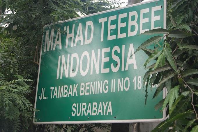 Sejarah Nama Ma'had Tee Bee dan Utak-atik Maknanya
