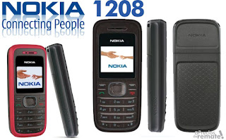 Download Latest New upgrade Firmware Nokia 1208. if your phone is Freezing Problem, Phone is dead, Auto Restart you should try flashing your phone use upgrade flash file i hope problem is solve after flash. use your latest jaf, ufs box or nokia bast tool flash your phone.              if link is not working please comment thanks you  Download link