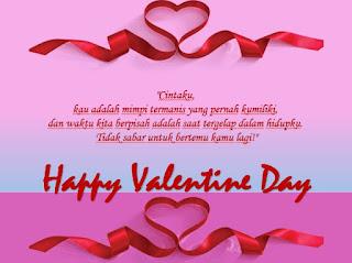 Ucapan kata hari Valentine paling indah - kanalmu