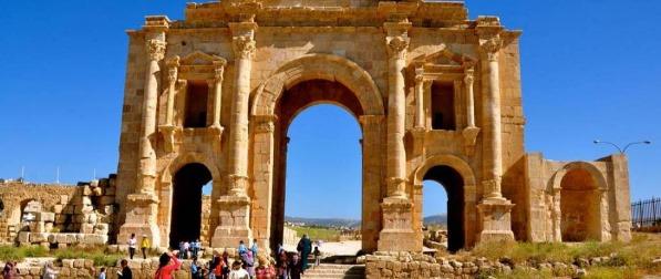 السياحة في المملكة الهاشمية الأردنية