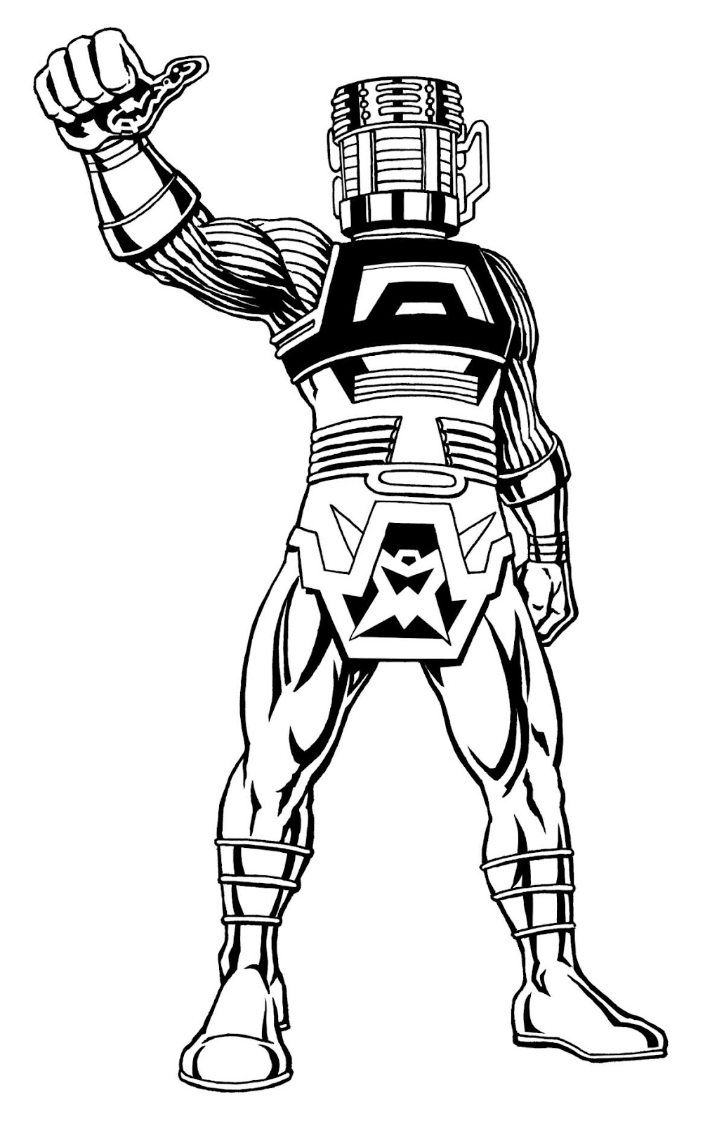 The John Douglas (Mostly) Comic Book Art Site: Handbook of