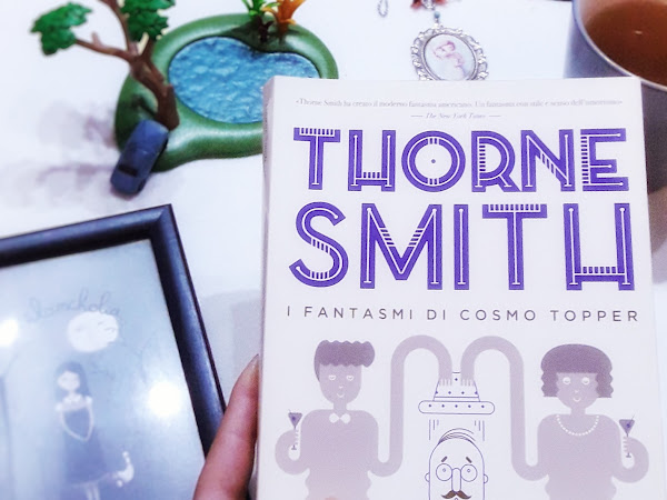 I FANTASMI DI COSMO TOPPER di Thorne Smith