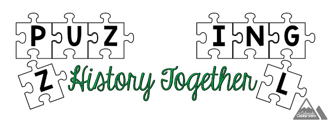 Puzzling History Together - A Digital Inquiry Interactive Lesson