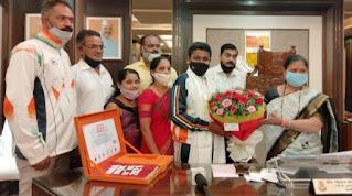 #JaunpurLive : 13 वर्षीय ऋषब शेट्टी का नाम एशिया बुक आफ रिकॉर्ड में दर्ज
