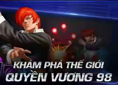 game Quyền Vương 98