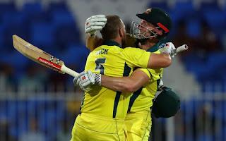 Aaron Finch 153* - Pakistan vs Australia 2nd ODI 2019 Highlights