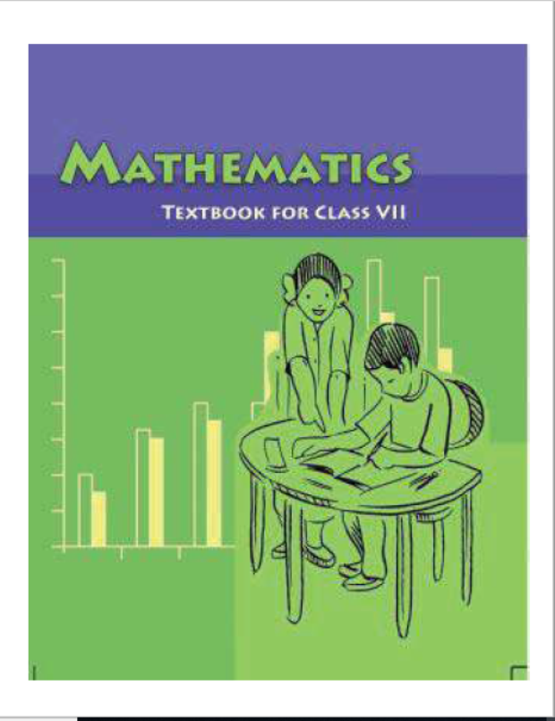 NCERT Mathematics Class-7 : For Englsih Medium Students PDF Book