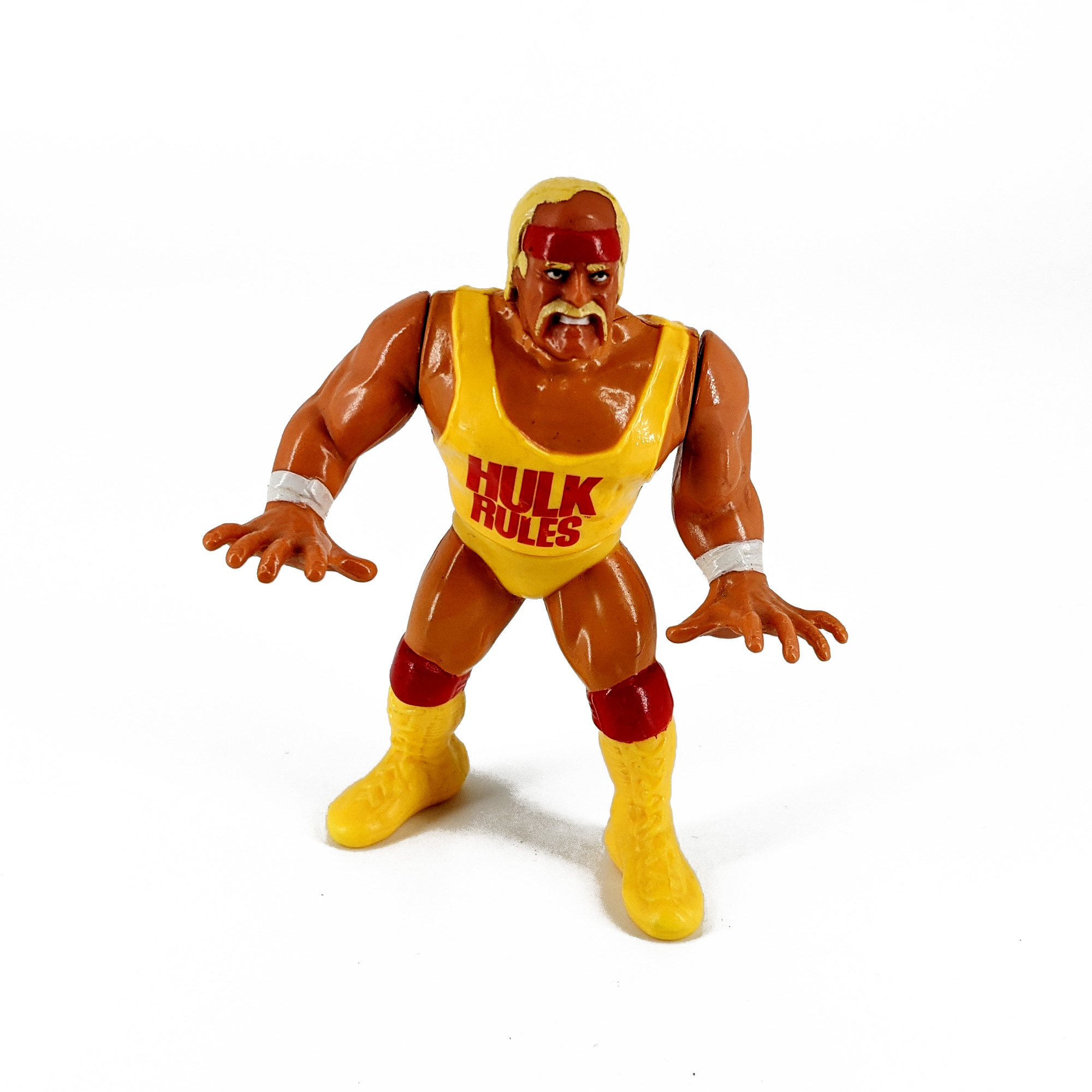 Figuras Pressing Catch WWF Hulk Hogan