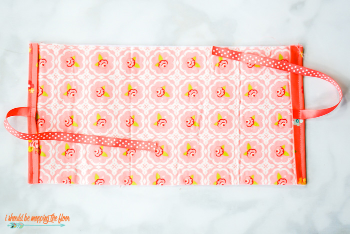 How to Sew a Pouch for Feminine Products