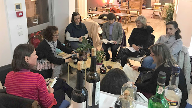 1.º encontro Livros à Sexta de 2019 leitoras armazem de ideias ilimitada