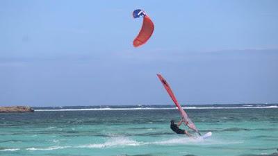 Karena Pandemi, Festival Kitesurfing di Pantai Kaliantan Bakal Disiarkan Secara Daring
