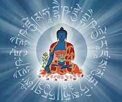 Bhaisajyaguru - Medicine Budhha