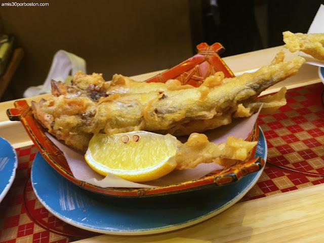 Pescado Frito de Katsu Midori, Tokio