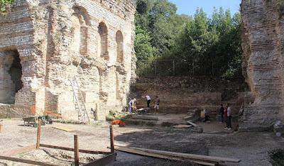 Σινώπη: Αποκαλύφθηκε παλαιοχριστιανική εκκλησία 1.500 ετών