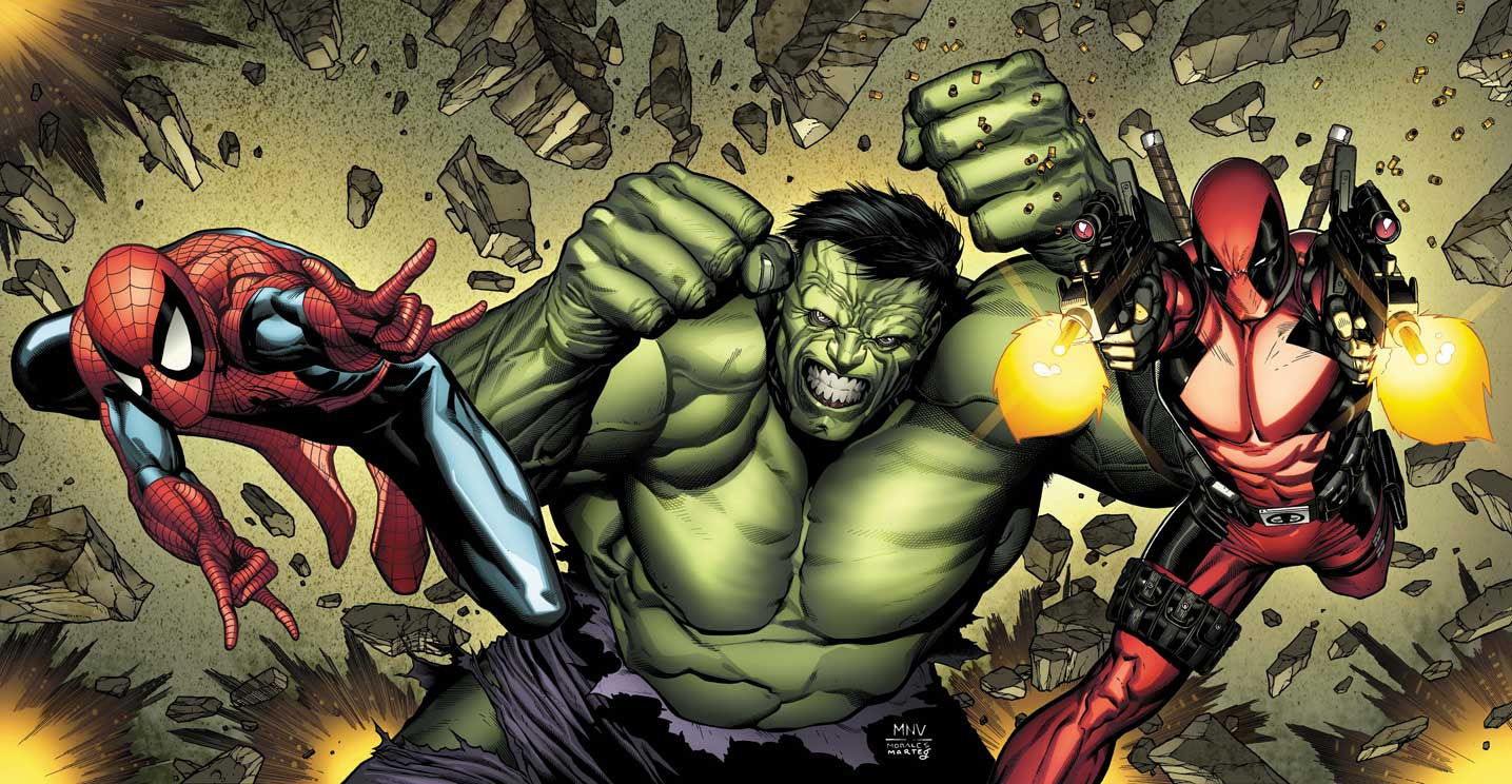 The All New, All Daring Delusional Honesty!: ASAP Reviews: Hulk