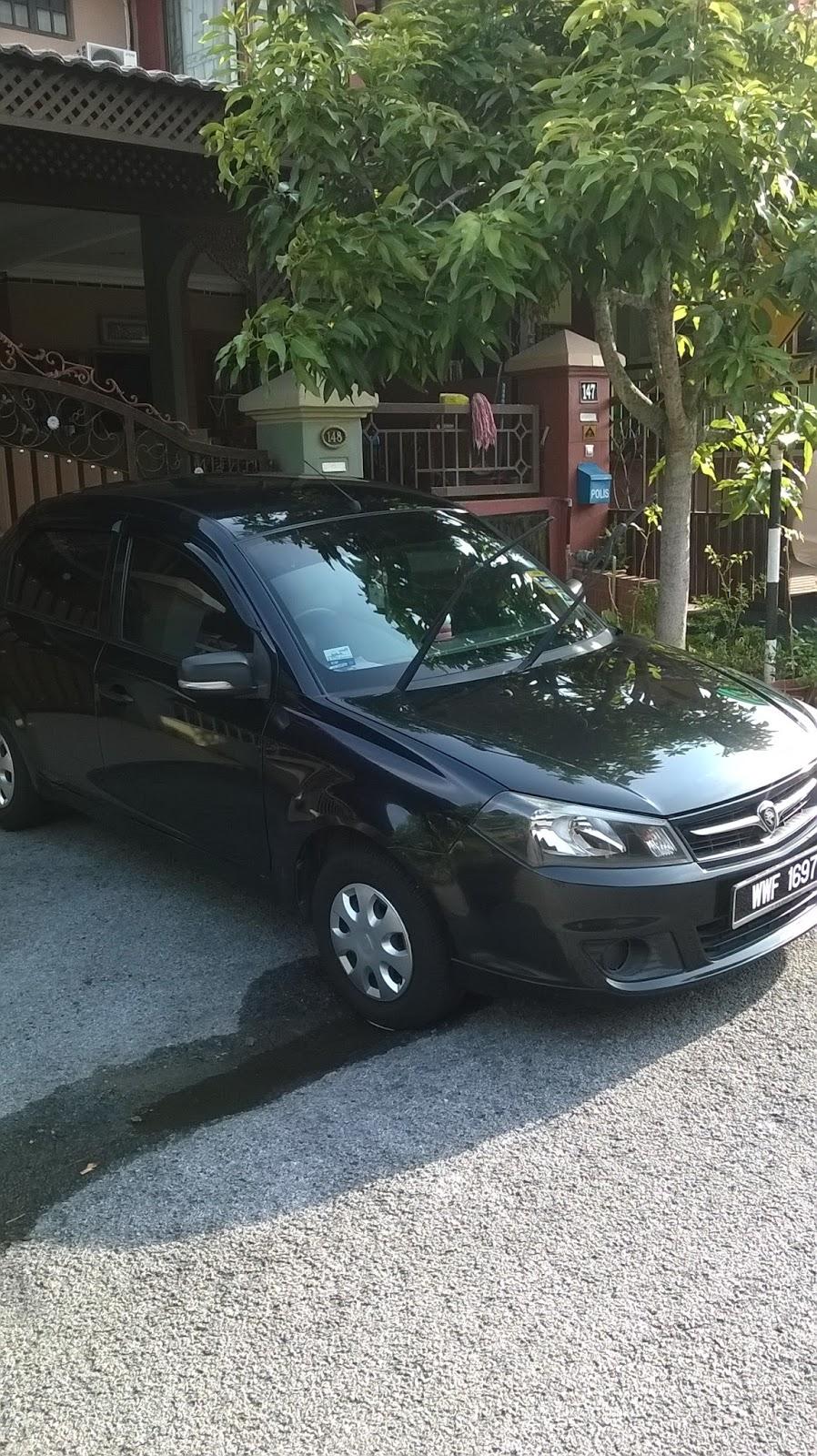 Cerita Saya: Tukar Minyak Gear CVT untuk Proton Saga FLX