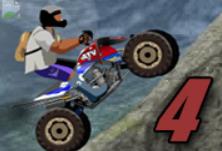 ATV Motor Dağ Macerası