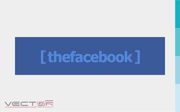 Thefacebook Logo - Download Vector File SVG (Scalable Vector Graphics)