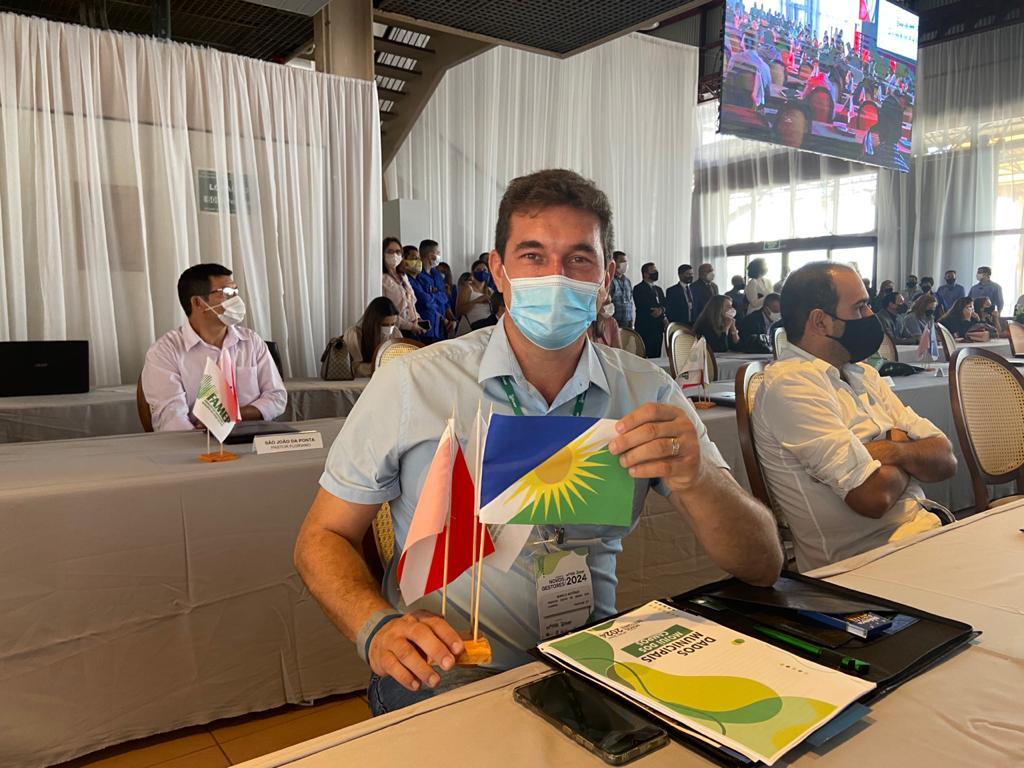 Sobrinho de prefeito ganha nova licitação em Mojuí, e vai faturar quase R$ 500 mil