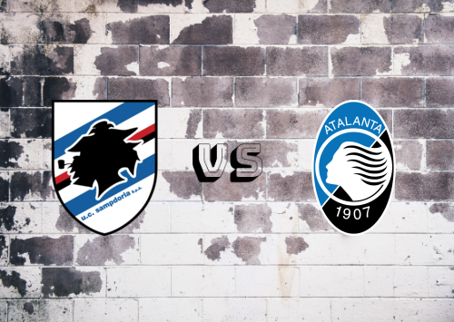 Sampdoria vs Atalanta  Resumen