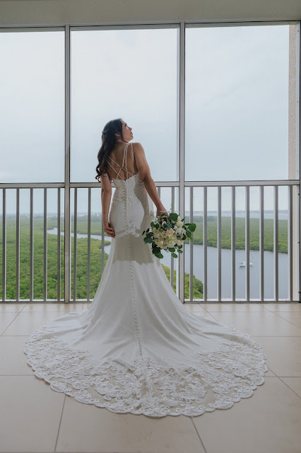 Westin bridal portrait