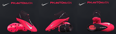 PES 2017 Nike Phantom VSN II 2020 by Tisera09