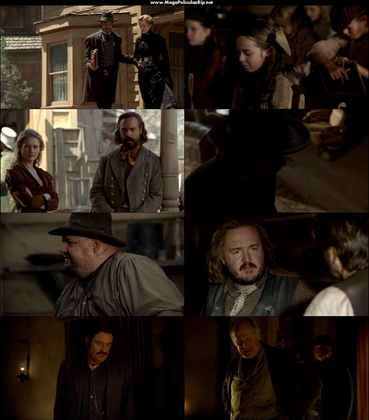 Deadwood Temporada 3 1080p Latino