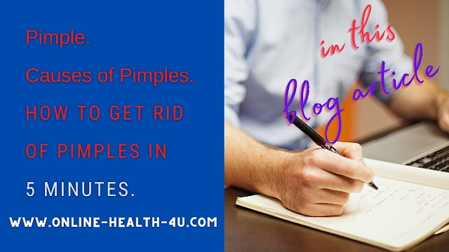 How Will Rid of Pimples In 5 Minutes Be in The Future | 2020-21
