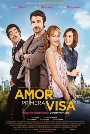 Amor A Primera Visa DVDRip Latino