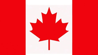 the flag of canada,kanada,bendera kanada