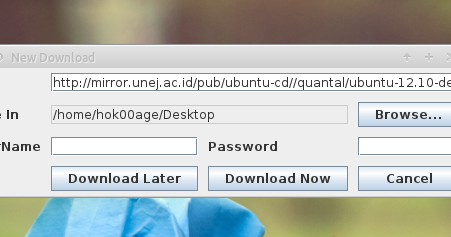 Ubuntu Buzz !: How To Integrate Xtreme Download Manager to