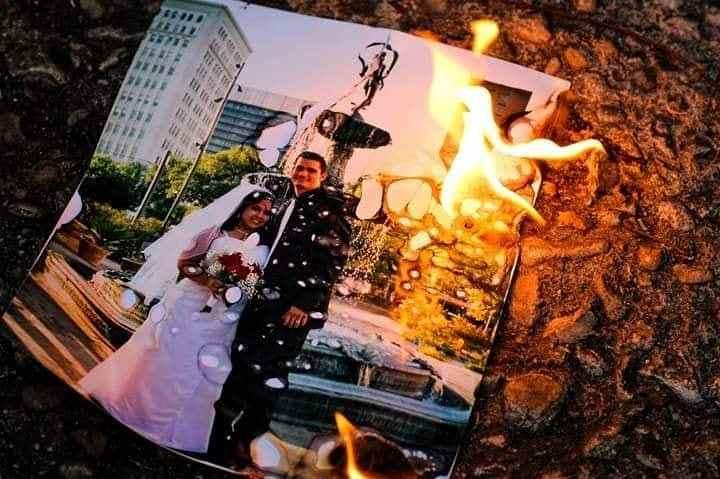 Divorce Photo shoot Goes Viral 10