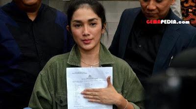 Ussy Melapor Ke POLDA Jakarta - Gemapedia