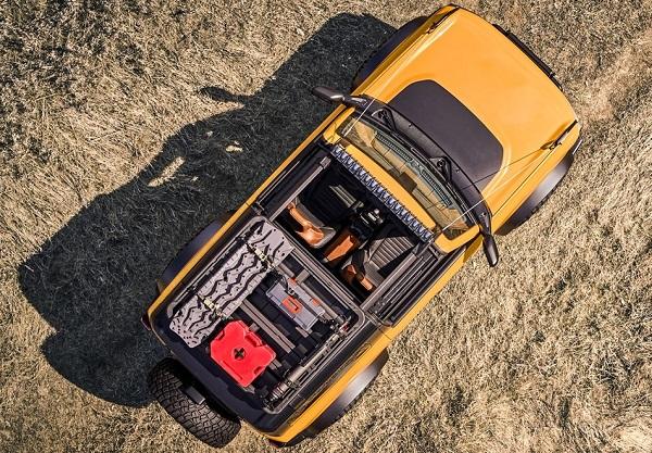 Ford Bronco 2 Puertas 2020