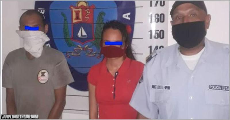 Chavistas detenidos por golpear constantemente a su hijo de 1 año que no los dejaba dormir