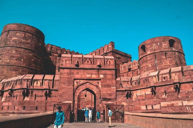 Agra Fort-theblog-insider