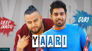 yaari lyrics guri