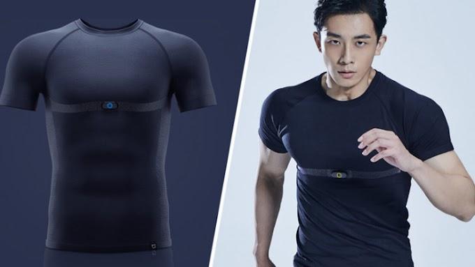 Xiaomi MIJIA Sports ECG - Kalp Ritmini Ölçen Tişört