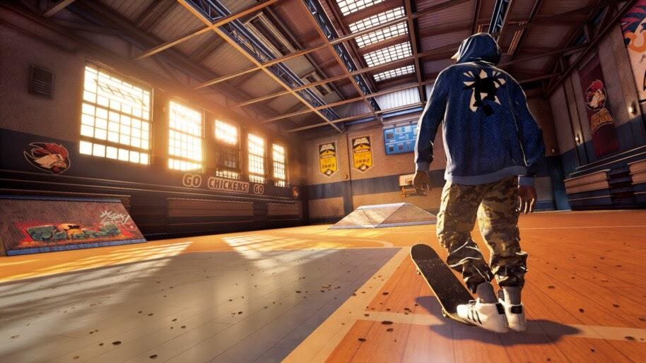 Tony Hawks Pro Skater 1 + 2, Skateboard, Game, 4K, #3.2067