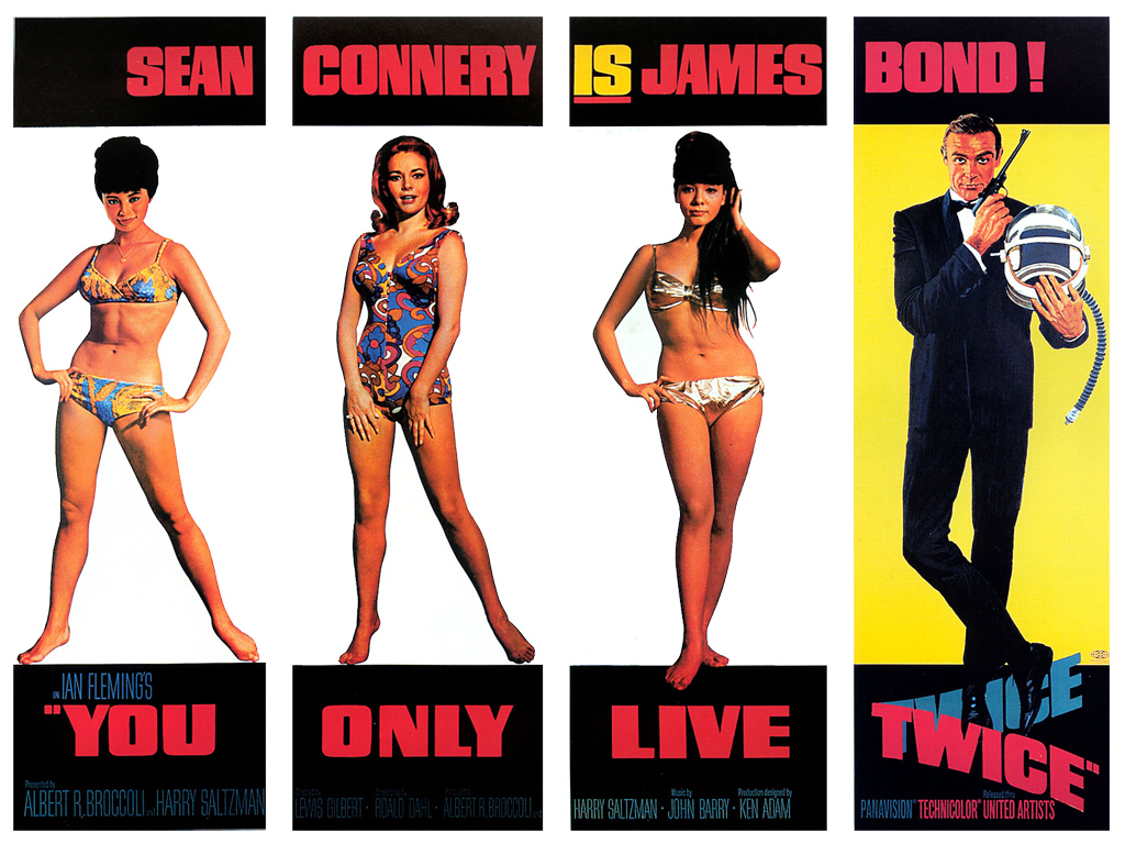You Only Blog Twice: You Only Live Twice [1967]