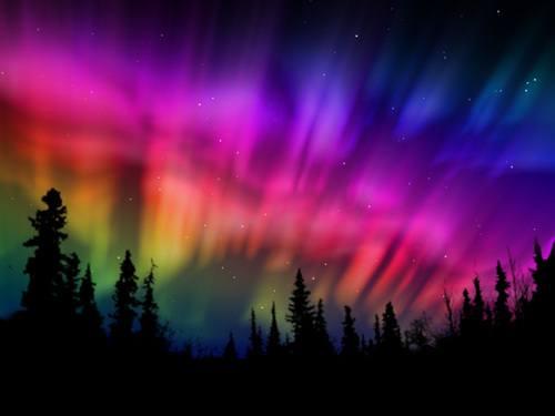auroras boreales y australes