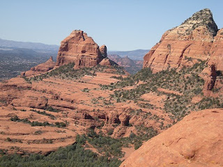 Full Fugured Fairy  Goes To Sedona, Arizona