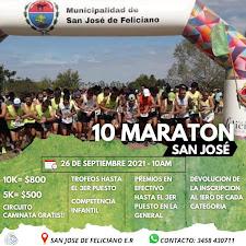 Maraton San Jose ( Feliciano E.Rios)