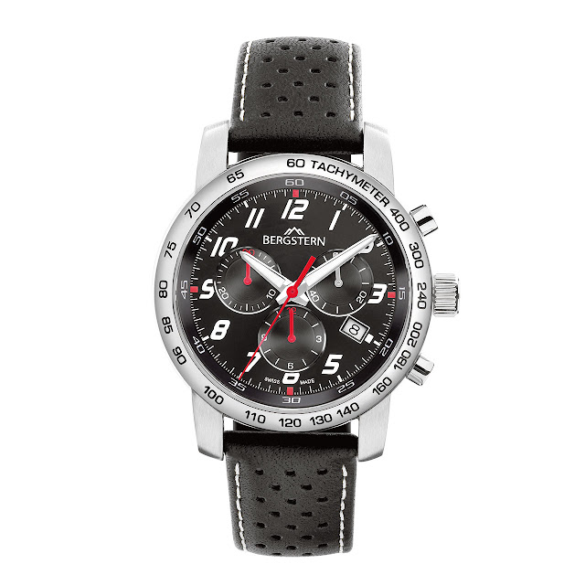 Bergstern Active Chronograph Watch