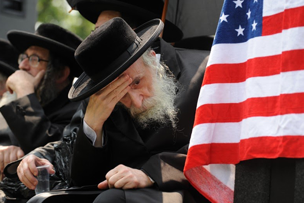 """استطلاع: 77% من الناخبين اليهود صوتوا لـ""""بايدن"""""""