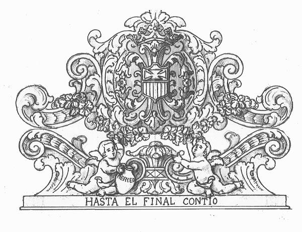 Un nuevo llamador para el paso de palio de la Merced de Córdoba
