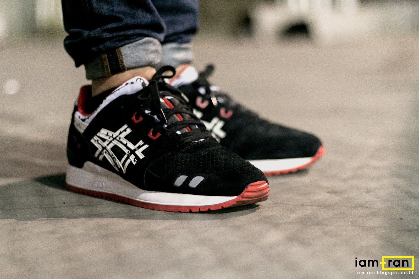 Sneakers   Asics Gel Lyte III X Titolo
