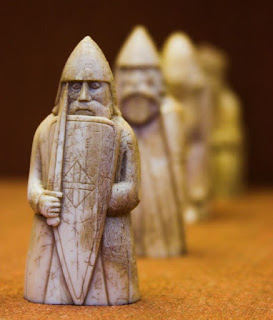 By Rob Roy (Flickr: Beserker, Lewis Chessmen, British Museum) [CC BY 2.0